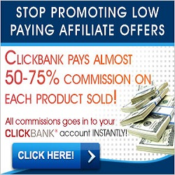 affiliate offers clickbank